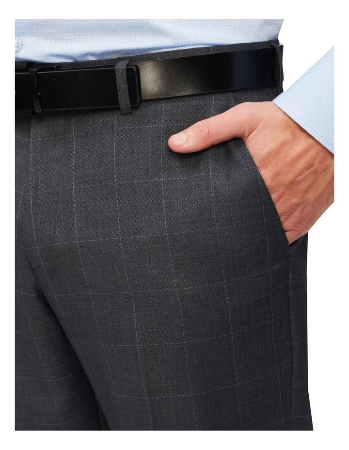 Tailored Window Pane Suit Pant image 3