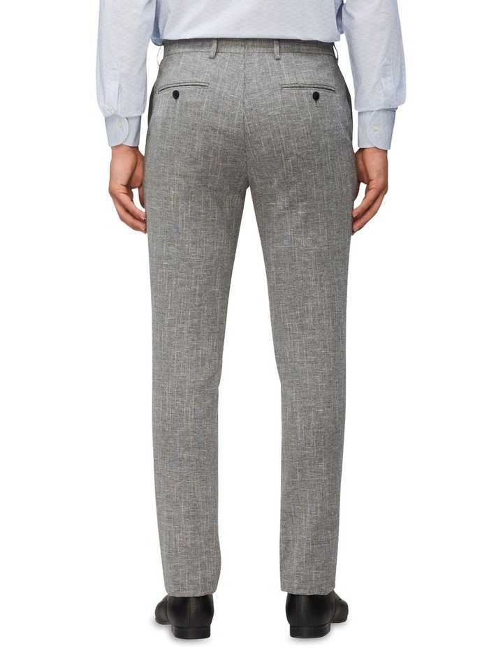 Linen Blend Slim Pant image 2