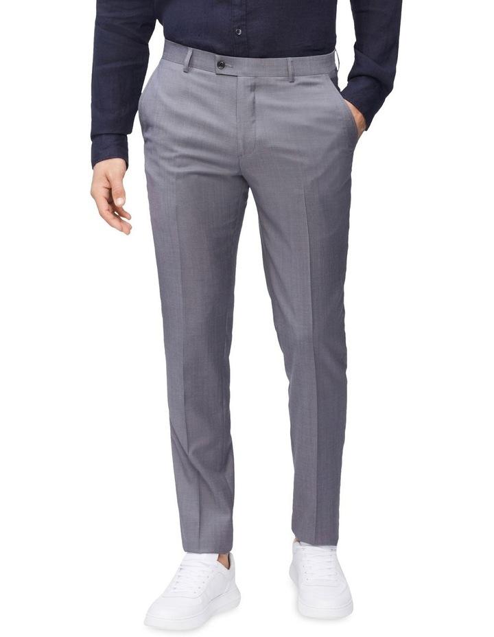 2 Colour Twill Suit Pant image 1
