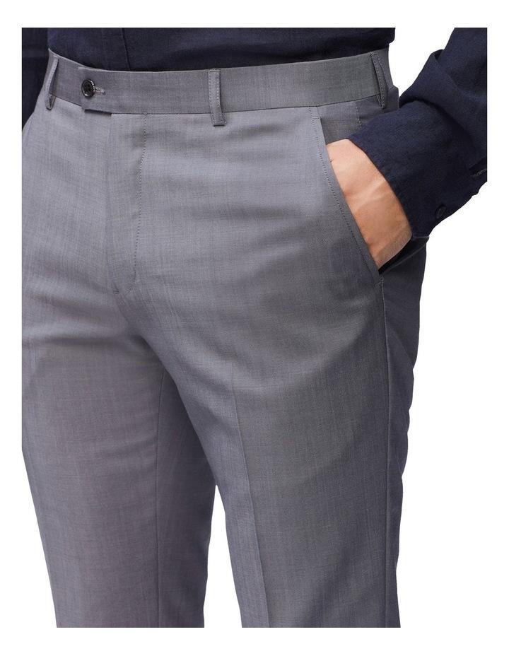 2 Colour Twill Suit Pant image 3