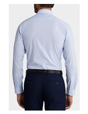 Blaq - 'Castelli' Basket Print Business Shirt