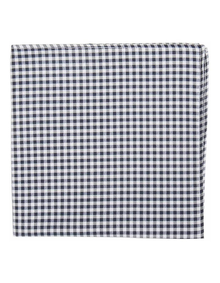 Gingham Pocket Square image 1