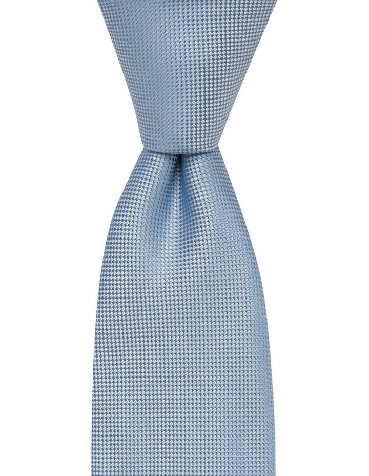 Core Silk Tie Blue BLSTS18901 image 1
