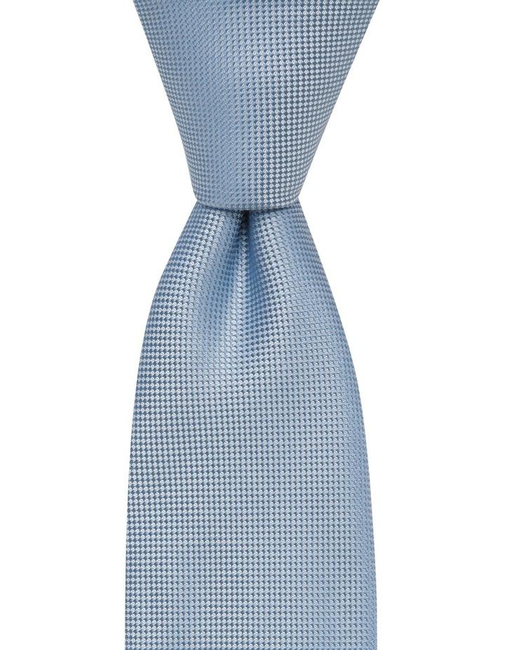 Core Silk Tie Blue Blsts18901 image 1