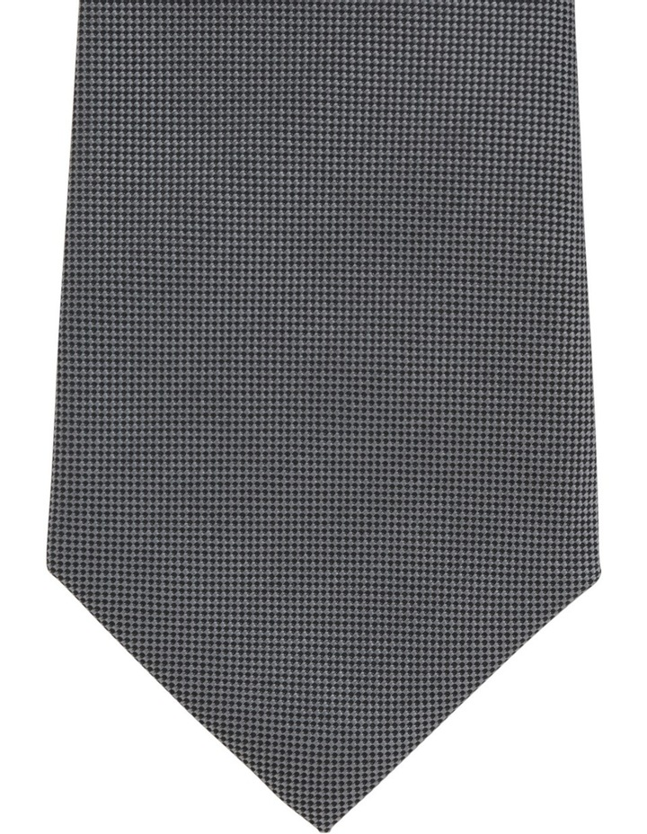 Core Silk Tie Grey BLSTS18901 image 2