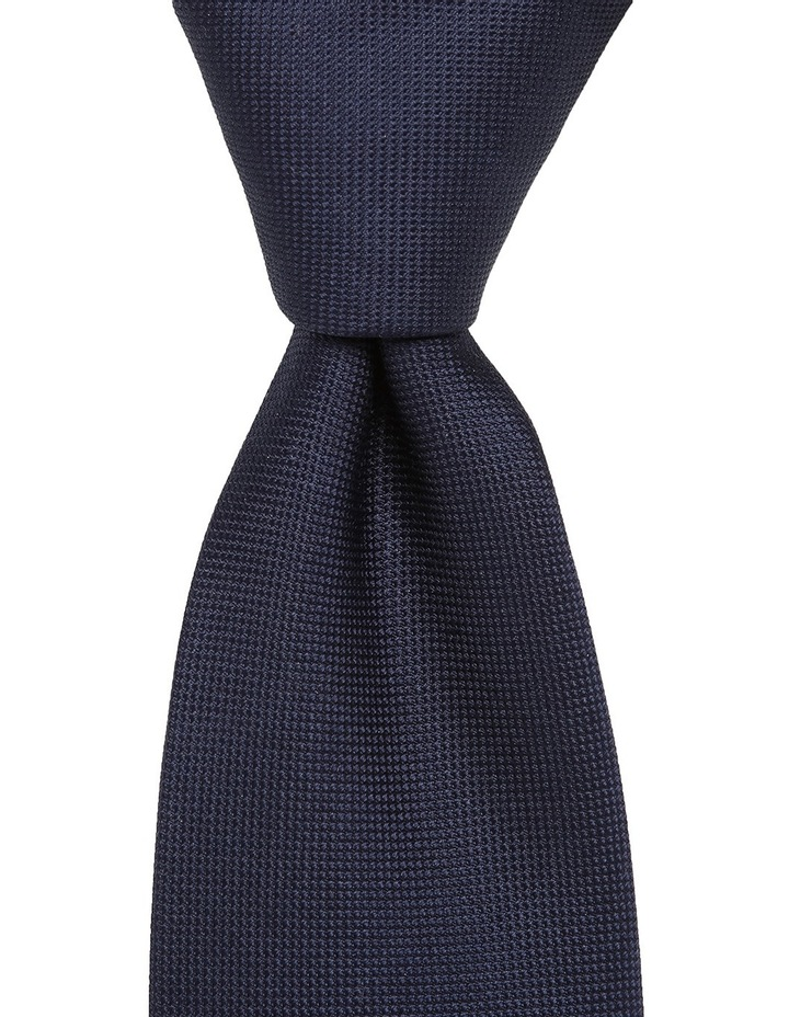 Core Silk Tie Navy BLSTS18901 image 1