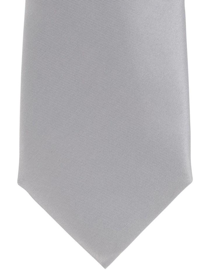 Core Poly Tie Silver BLPTS18801 image 2