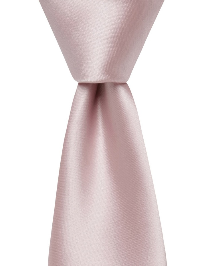 Core Poly Tie Pink BLPTS18801 image 1