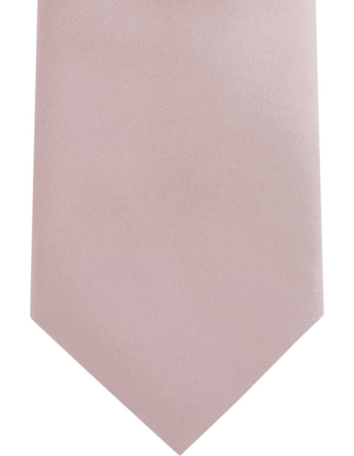 Core Poly Tie Pink BLPTS18801 image 2