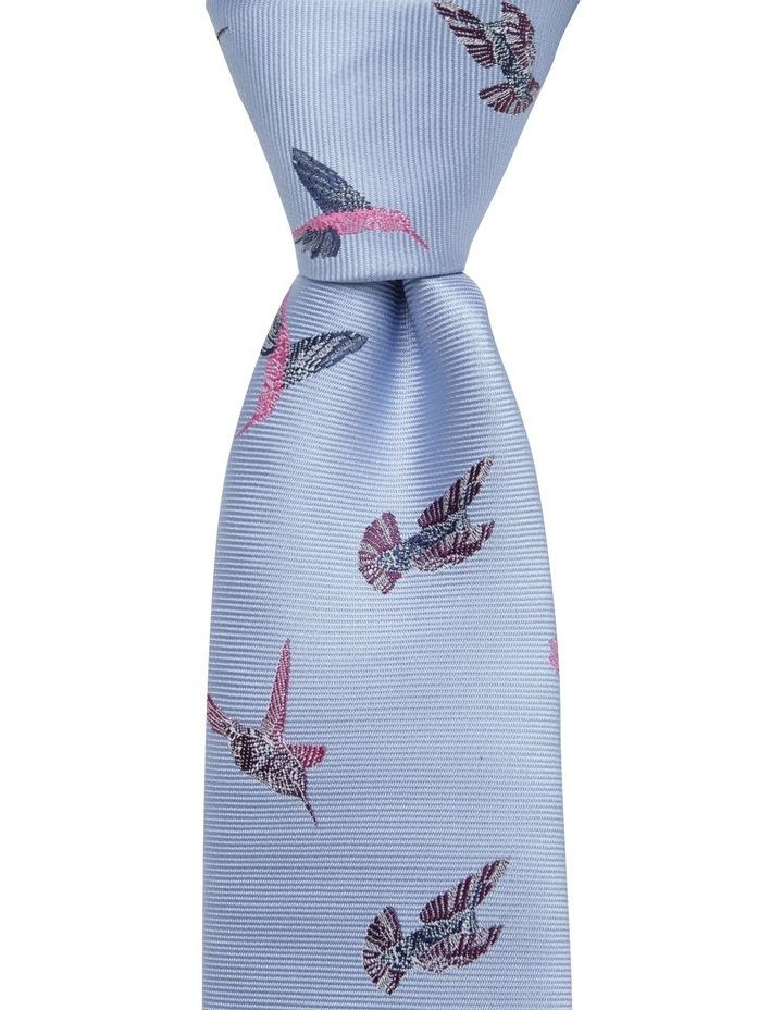 Hummingbird Tie Pink BLPTS18302 image 1