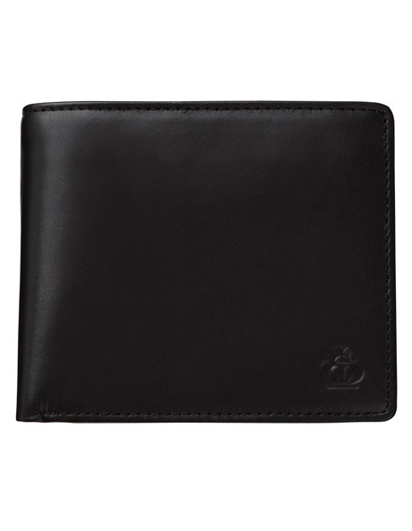 Leather Wallet with Coin Purse image 1