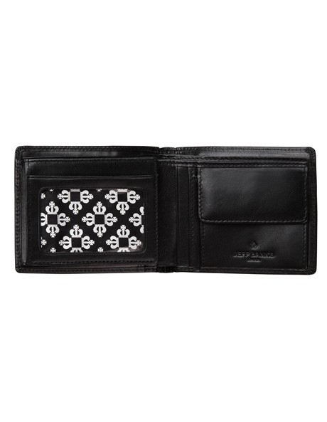 Leather Wallet with Coin Purse image 3
