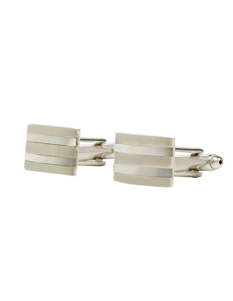 Mother Of Pearl Cufflinks image 2