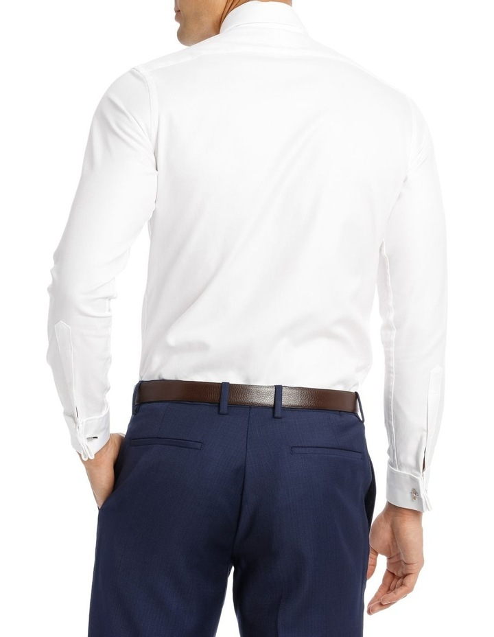 White Twill Shirt image 3