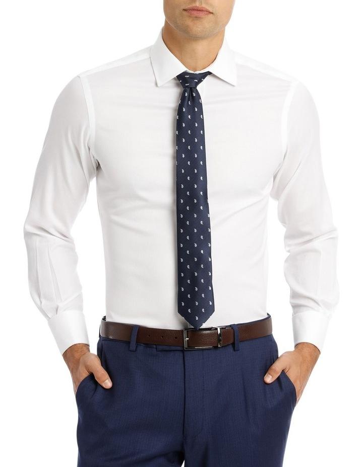White Twill Shirt image 1