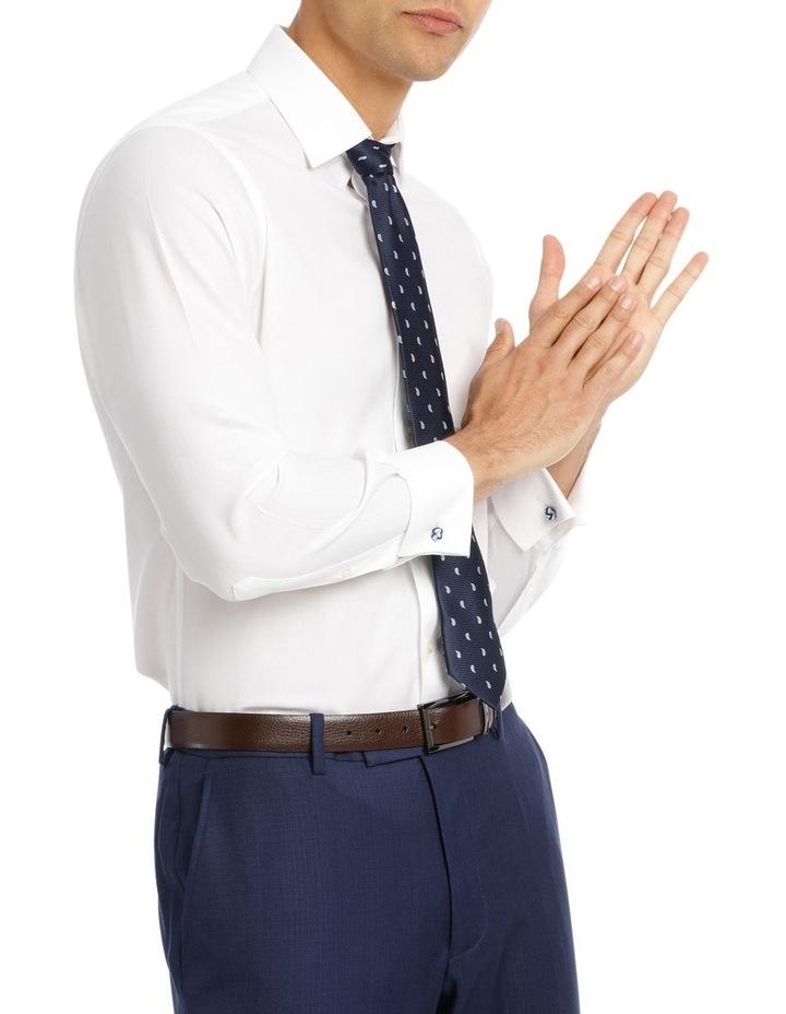 White Twill Shirt image 2
