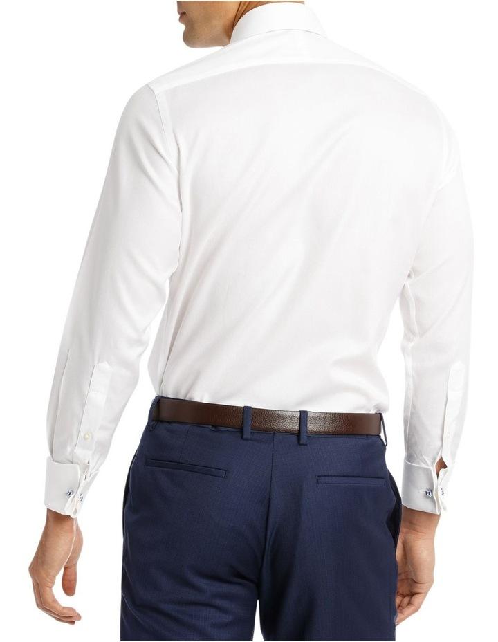 White Twill Shirt image 3