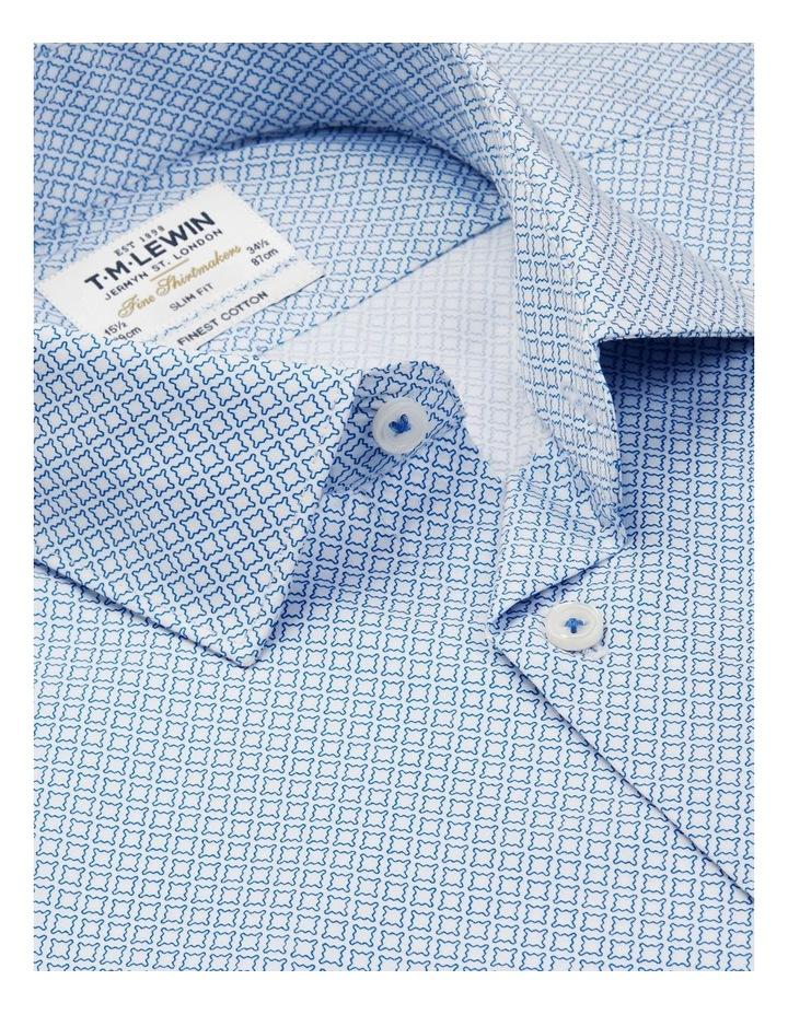 Slim Single Cuff Gyroscopic Shirt image 2