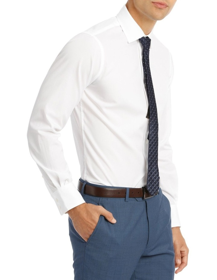 White Poplin Shirt image 2