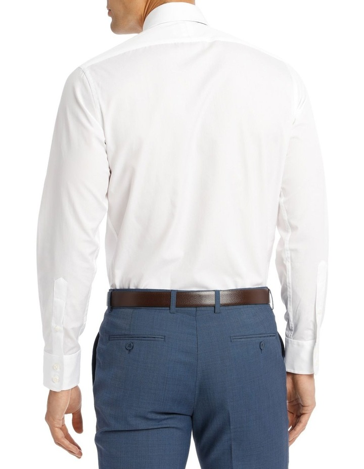 White Poplin Shirt image 3