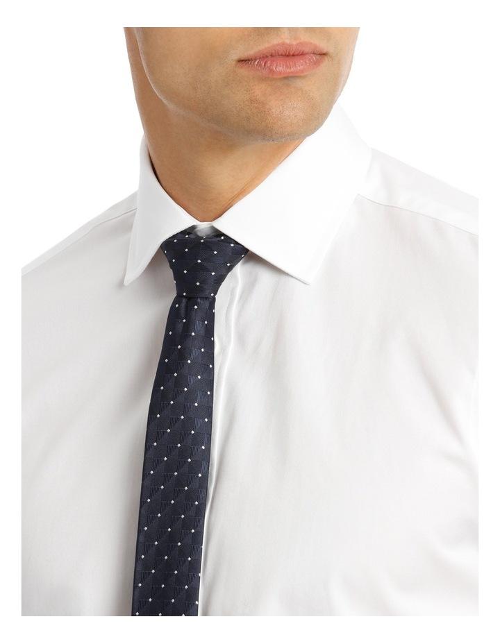 White Poplin Shirt image 4