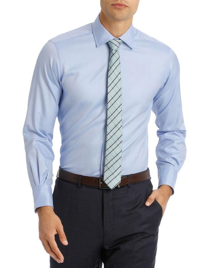 Blue Twill Shirt image 1