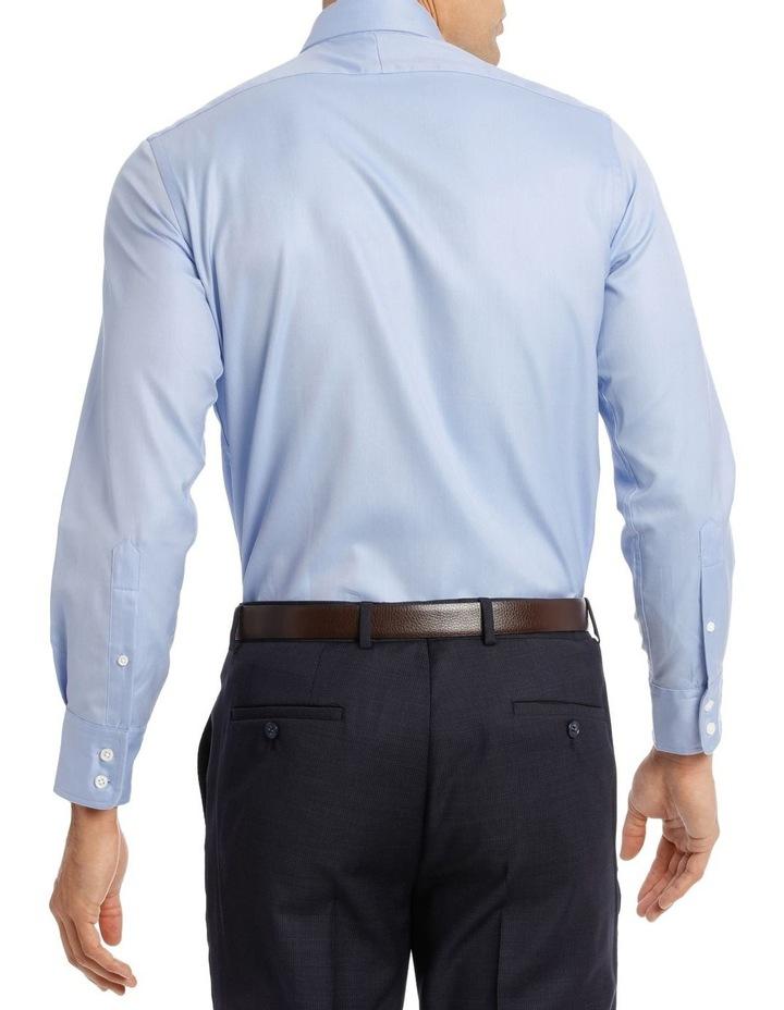 Blue Twill Shirt image 3