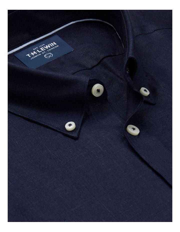 Premium Regular Fit Dark Navy Shirt image 2