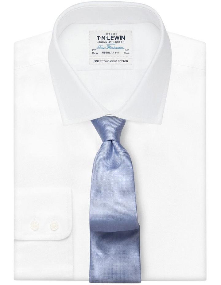Blue Panama Silk Tie image 2