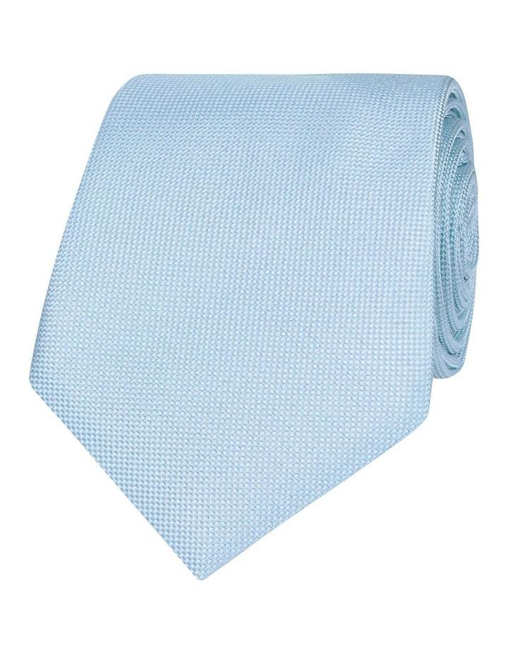 Blue Panama Silk Tie image 1