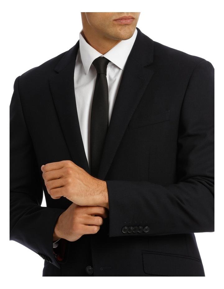 Kennington Dark Navy Plain Suit Jacket image 4