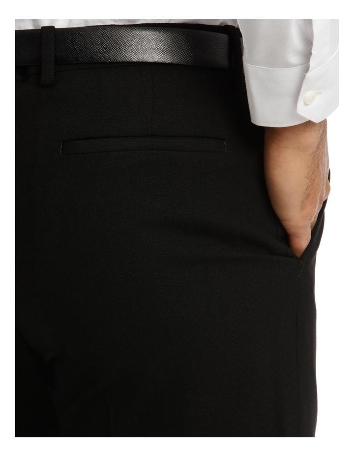 Flat Front Sloane Suit Trouser image 4