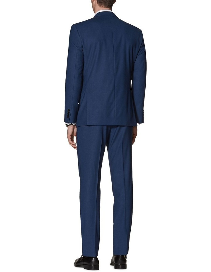 Hamilton Blue Slim Fit Infinity Trousers image 2