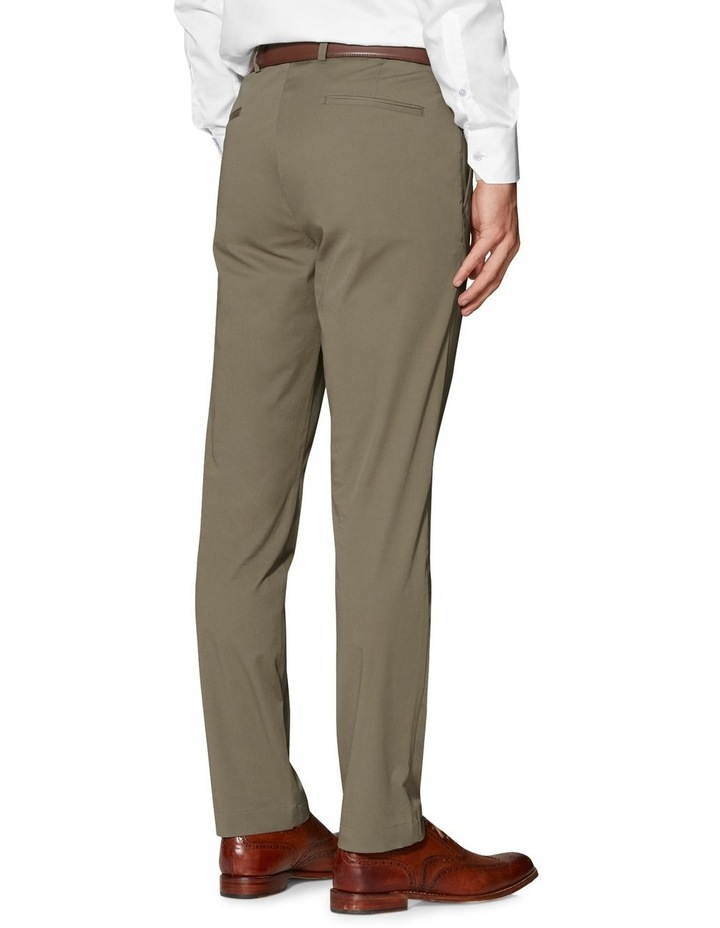 Radcliffe Camel Italian Cotton Stretch Chino image 2