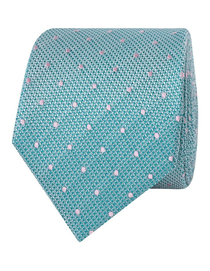 Pink Silk Pocket Square image 1