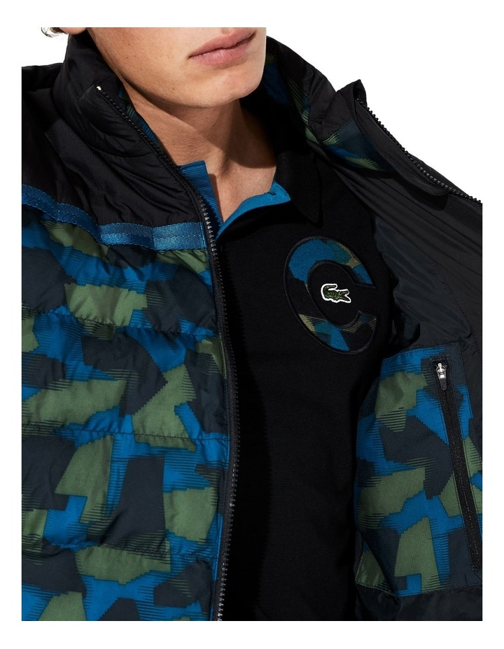 Lifestyle Printed Ripstop Parka image 4