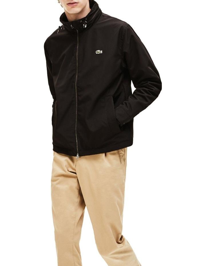 Classic Windbreaker Jacket Black image 1