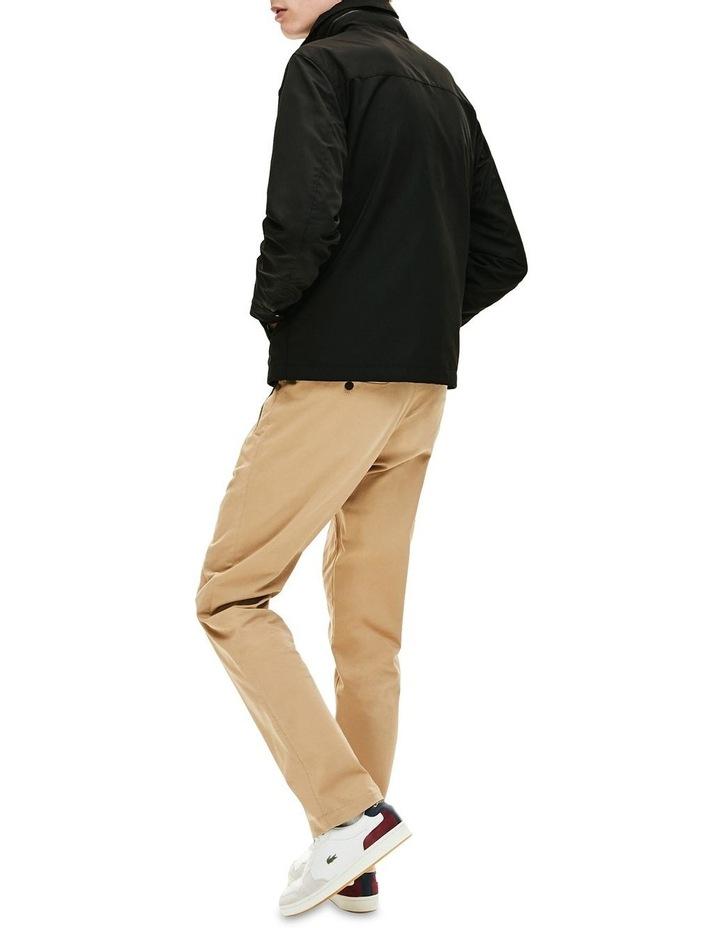 Classic Windbreaker Jacket Black image 2