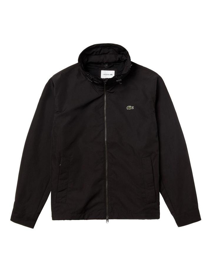 Classic Windbreaker Jacket Black image 4