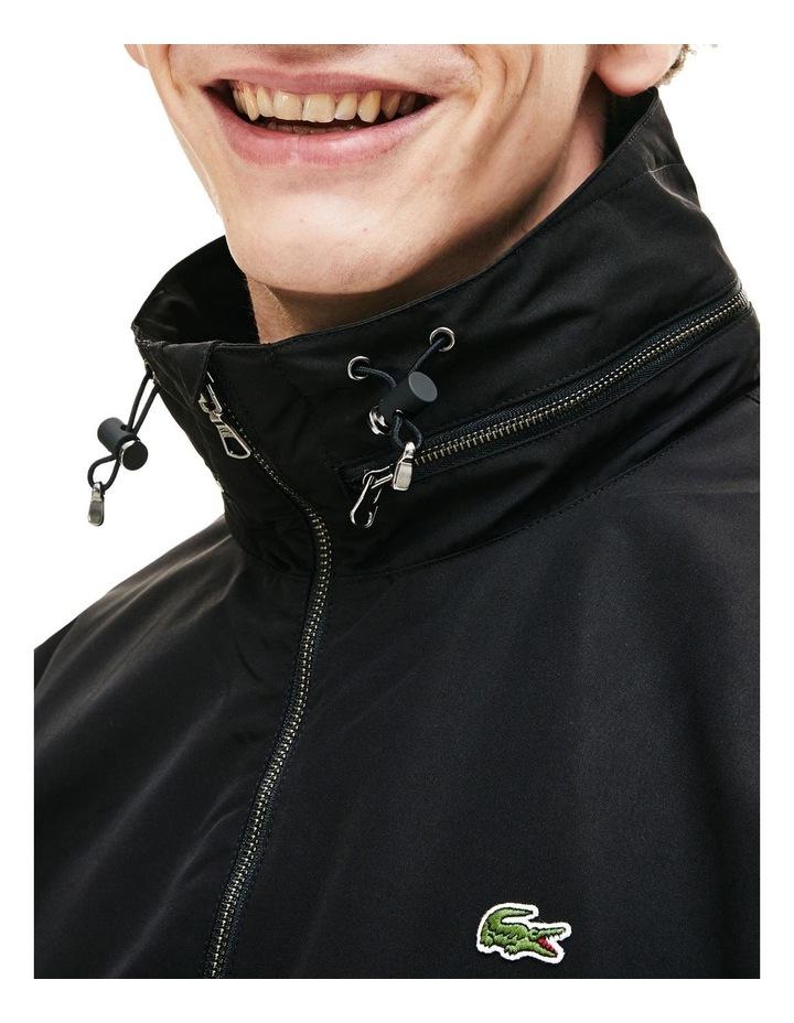Classic Windbreaker Jacket Black image 6