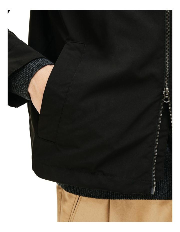 Classic Windbreaker Jacket Black image 7