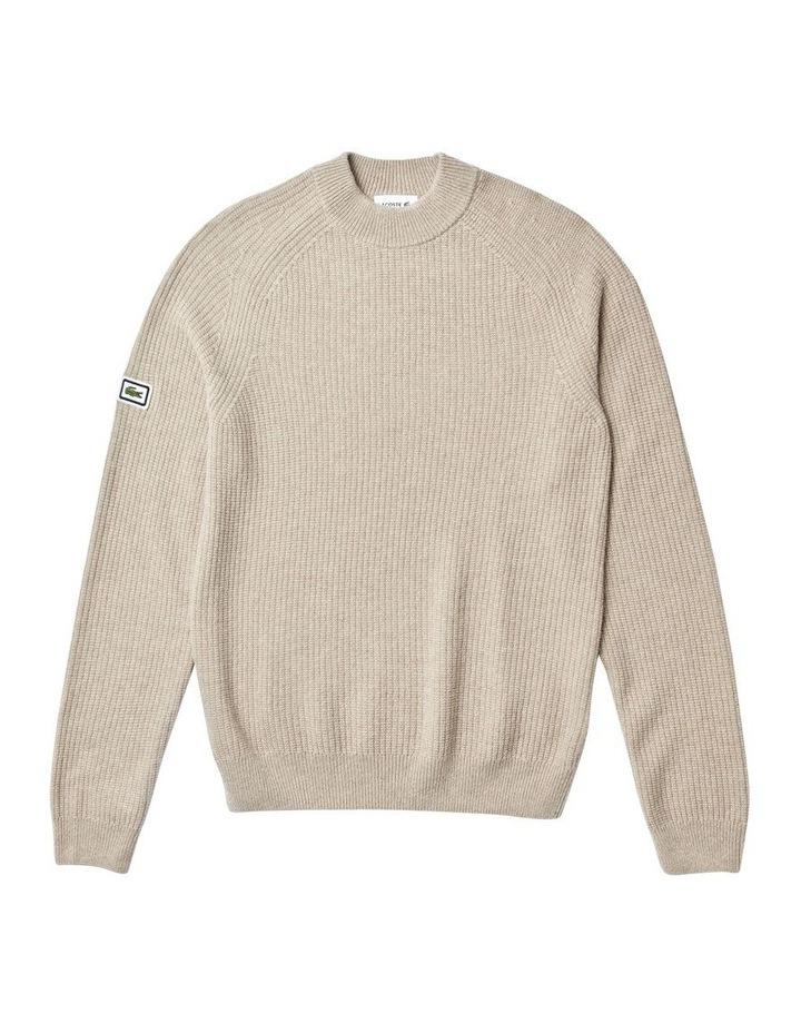 90S Sportswear Crew Neck Knit image 3