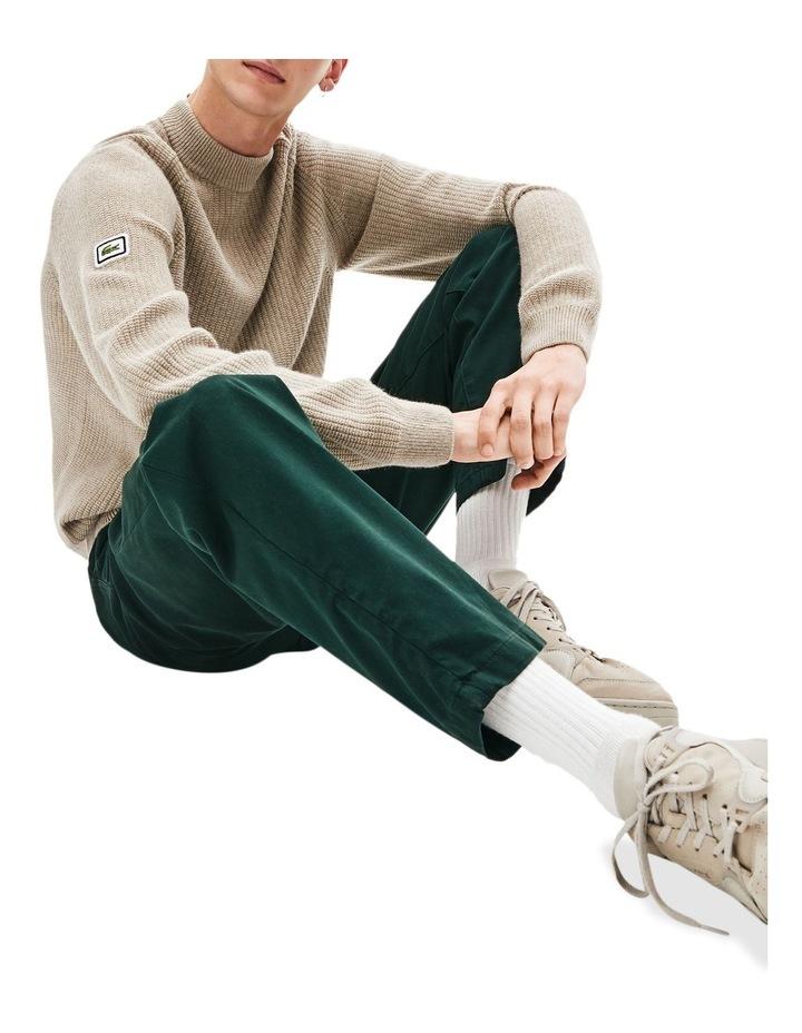 90S Sportswear Crew Neck Knit image 4