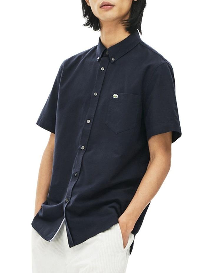 Reg Fit Oxford Short Sleeve Shirt image 1