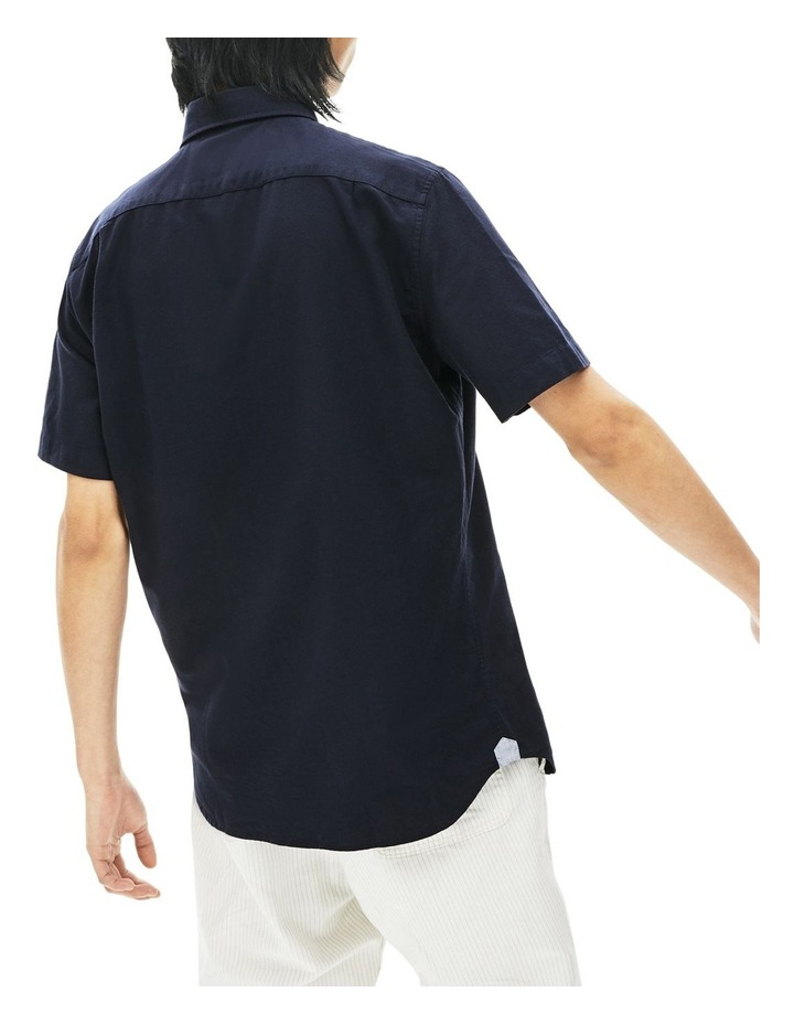 Reg Fit Oxford Short Sleeve Shirt image 2