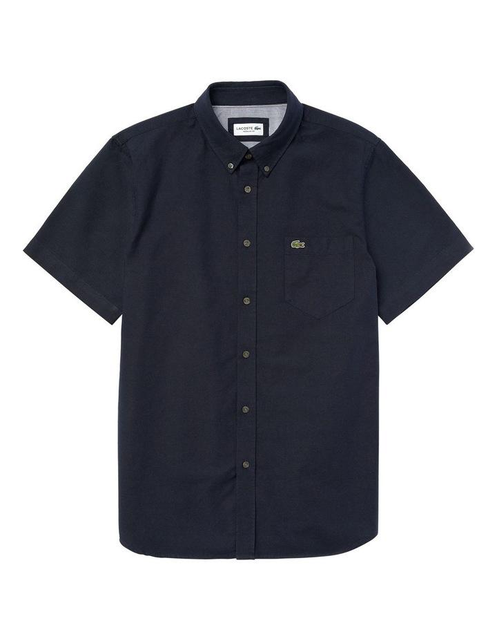Reg Fit Oxford Short Sleeve Shirt image 3