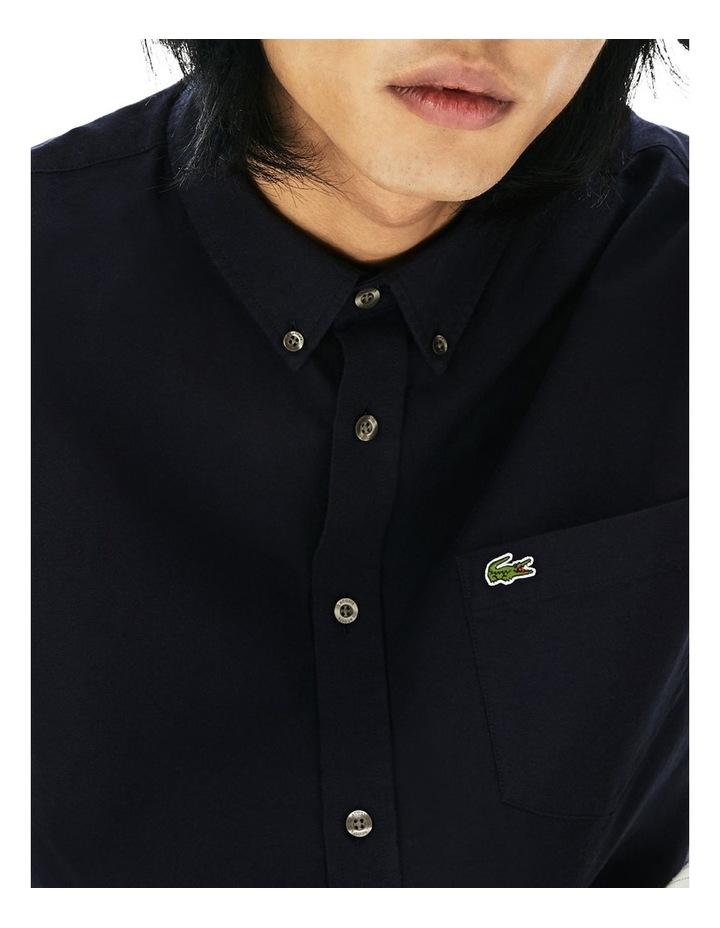 Reg Fit Oxford Short Sleeve Shirt image 4