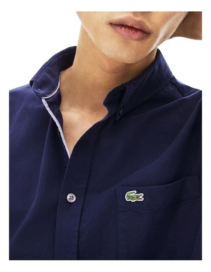 Reg Fit Oxford Short Sleeve Shirt image 6