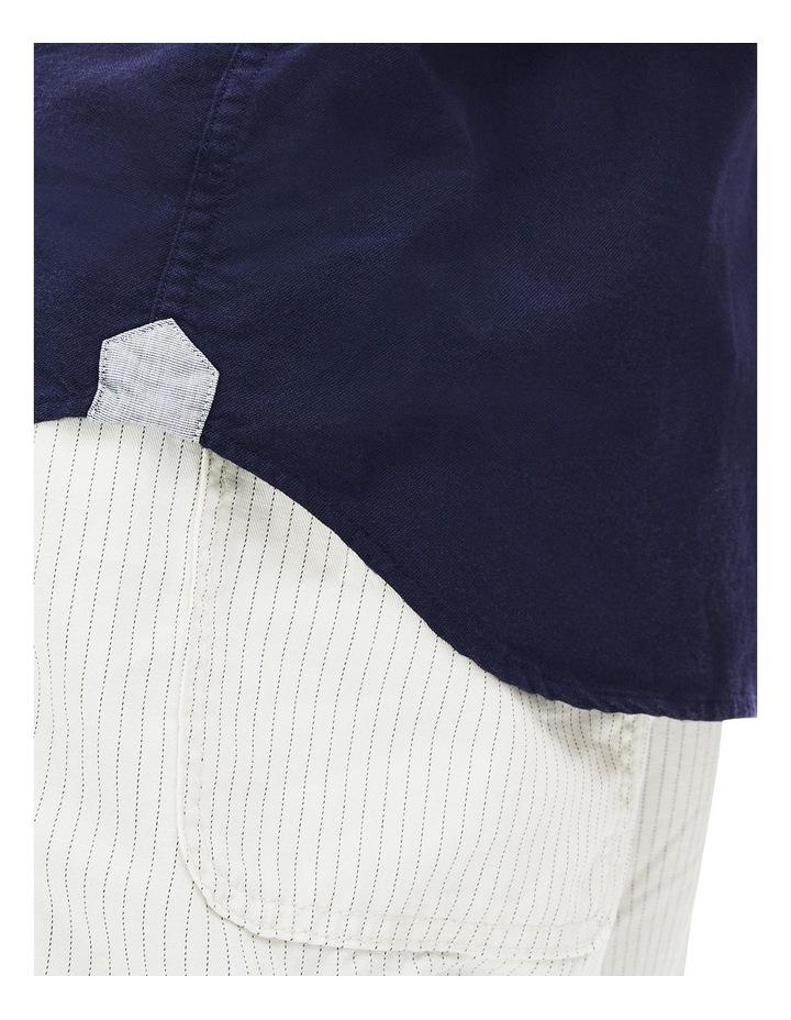 Reg Fit Oxford Short Sleeve Shirt image 7