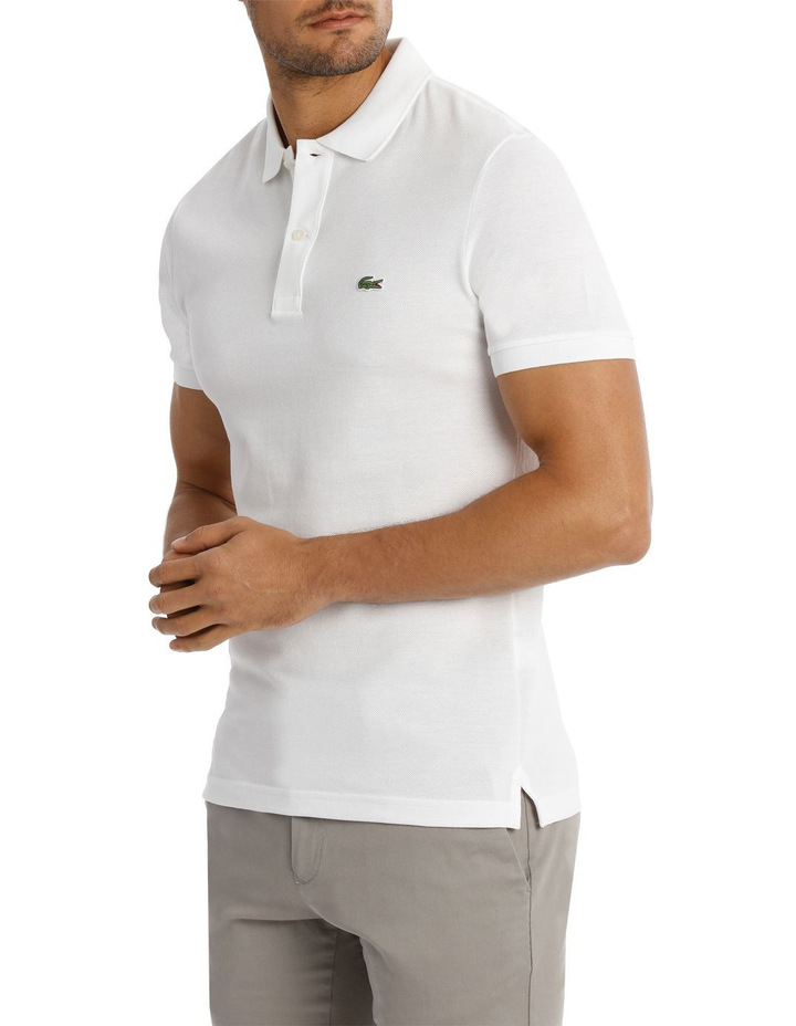 Basic Slim Fit Polo image 2